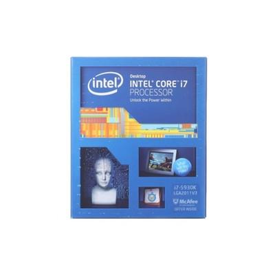 Intel 酷睿i7 5930K  X99平台22纳米酷睿六核十二线程