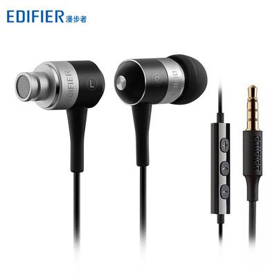 Edifier/漫步者 H285i入耳式苹果耳机iphone6/5s手机耳麦重低音