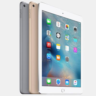 【下单送高清膜+顺丰包邮】苹果 iPad Air 2 平板电脑 9.7英寸(64G WLAN版/A8X 芯片/Retina显示屏/TouCH ID技术 )