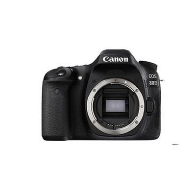佳能(Canon)EOS 80D单反相机单机身