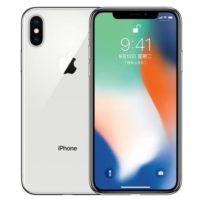 Apple iPhone X 64GB全网通 移动联通电信4G手机