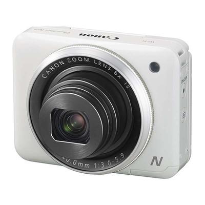 佳能(Canon)PowerShot N2 数码相机  自拍相机 180°上翻式触摸屏 1610万有效像素 wifi传输