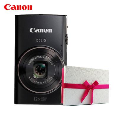 Canon/佳能 IXUS 285 HS 数码相机/ 照相机 家用相机 黑色