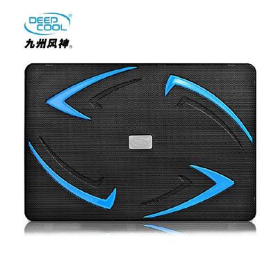 九州风神 N3 大风力笔记本散热器 散热架笔记本14寸15寸