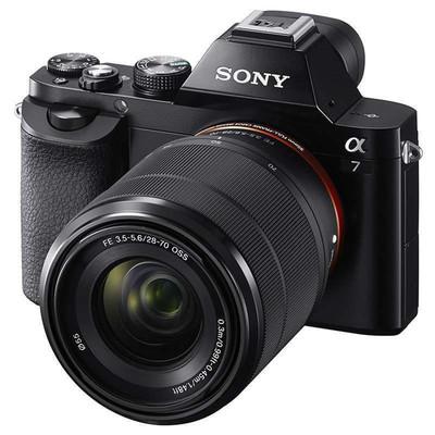 索尼(SONY)ILCE-7K/a7K 全画幅微单相机 FE28-70mm套机 官方标配