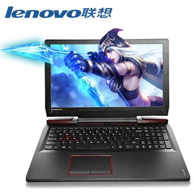 【 顺丰包邮】联想拯救者 ISK15.6英寸游戏笔记本电脑(i7-6700HQ 8G 1T HDD GTX960M 4G独显 FHD IPS屏 )黑