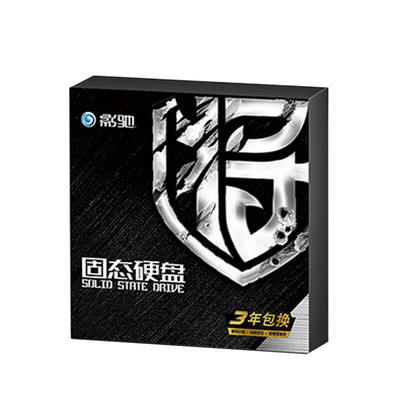 影驰 铁甲战将(120GB)SSD固态盘台式机笔记本固态硬盘