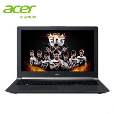【官方授权】Acer VN7-591G-715G暗影骑士 游戏神品 全新精湛工艺(I7-4720HQ 16G 1T+60G GTX960M ssd 4K高分享受)