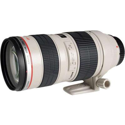 佳能(Canon) EF 70-200mm f/2.8L  USM 镜头(小白)