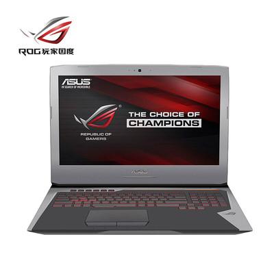 【限时特惠 顺丰包邮】华硕 ROG GFX72VL6700VS玩家国度I7游戏笔记本电脑 GFX72VL GTX965M 2G独显