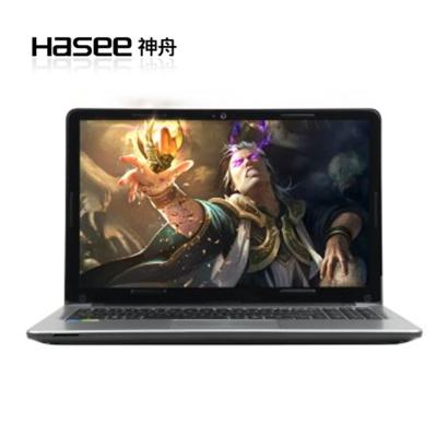 【顺丰包邮】神舟 战神K610D-i3D315.6英寸游戏笔记本电脑