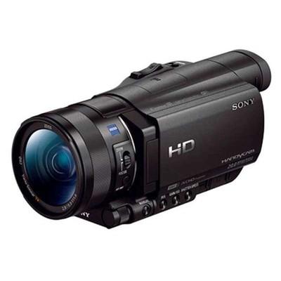索尼(SONY)HDR-CX900E 高清数码摄像机 1英寸CMOS 光学防抖 12倍光学变焦 蔡司镜头 支持WIFI/NFC传输