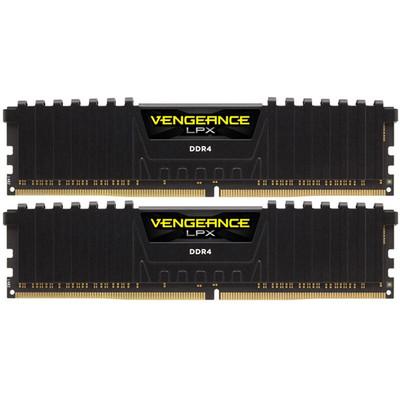 海盗船 复仇者LPX 16GB DDR4 3000(CMK16GX4M2B3000C15)台式机内存
