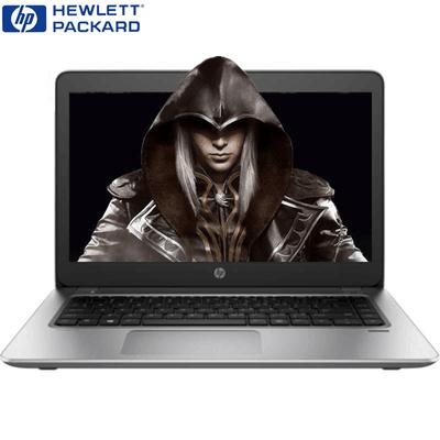 【顺丰包邮】惠普 ProBook 440 G4  14英寸商务笔记本电脑 (I5-7200U 8GB DDR4 1TB 2G独显)Win10 银色
