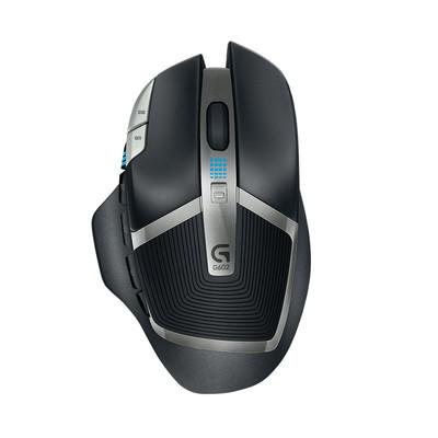 罗技G602无线鼠标原装包邮! lol/cf游戏专用无线鼠标