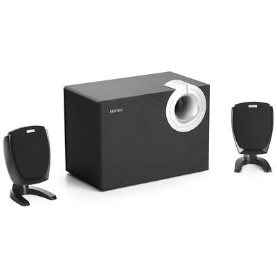 漫步者(EDIFIER)R201T06 多媒体2.1有源电脑音箱 低音炮音响