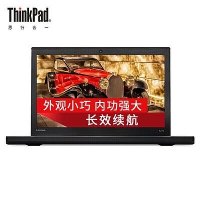 联想ThinkPad X270 【20K6A005CD】 12.5英寸