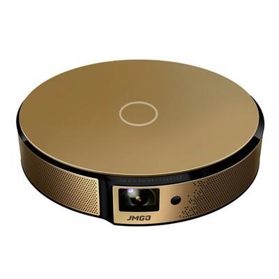 JMGO坚果E8投影机家用3D高清微型智能wifi无线投影仪 支持1080p