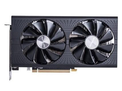 蓝宝石RX560XT 4G D5 白金版 OC  电脑游戏显卡 独立显卡 RX560 4G D5 白金版 OC