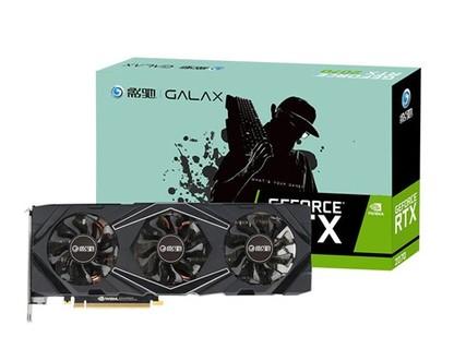 影驰 GeForce RTX 2070 大将 电竞游戏独立显卡
