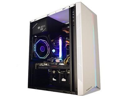 甲骨龙 九代i5 9400F GTX1650 4G独显 8GB/16GB组装电脑 台式电脑 默认标配