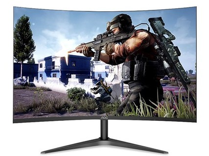 AOC C27B1H 27英寸1700R曲面HDMI接口1080P全高清 爱眼不闪屏 AOC C27B1H 27英寸1700R曲面HDMI接口1080P全高清 爱眼不闪屏 27英寸