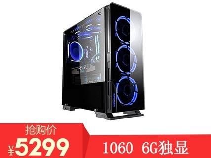 甲骨龙I7 8700 GTX1060 6G独显技嘉B360电脑