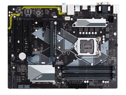 Asus/华硕 B360-PLUS 台式机电脑游戏电竞主板
