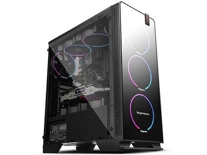 甲骨龙六核i5 8500/GTX1060 6G独显/8G内存/DIY游戏 标配+1TB机械盘