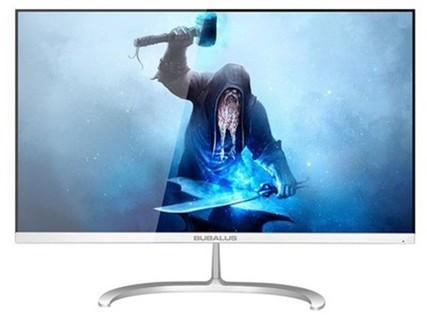 大水牛 BUBALUS Q3000 23.8英寸LED背光宽屏液晶 曲面电脑显示器  Q3000 23.8英寸