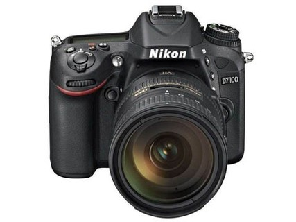 尼康(Nikon)D7100 单反套机( AF-S 18-140mmf/3.5-5.6G ED VR 镜头 黑色