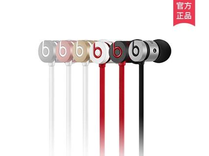 Beats URBEATS 重低音耳塞式手机电脑 耳机入耳 亚光黑(新包装)