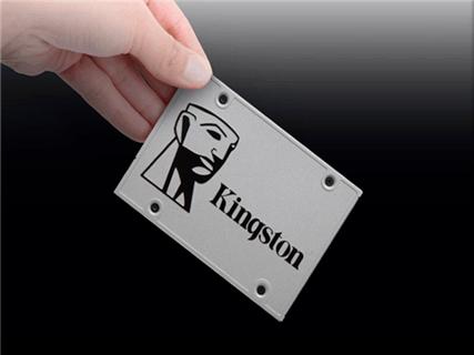 Kingston/金士顿 SUV400S37/120G SSD硬盘固态台式笔记本电脑128G 浅灰色