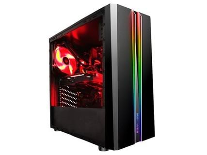甲骨龙 新品9代I5 9600K RXT2060 6G独显 240GB高速固态 DIY组装电脑 9600K 2060 6G 标配