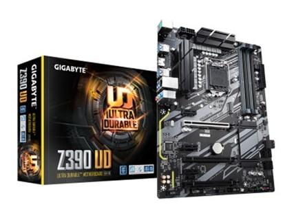 技嘉(GIGABYTE) Z390 UD台式机游戏主板
